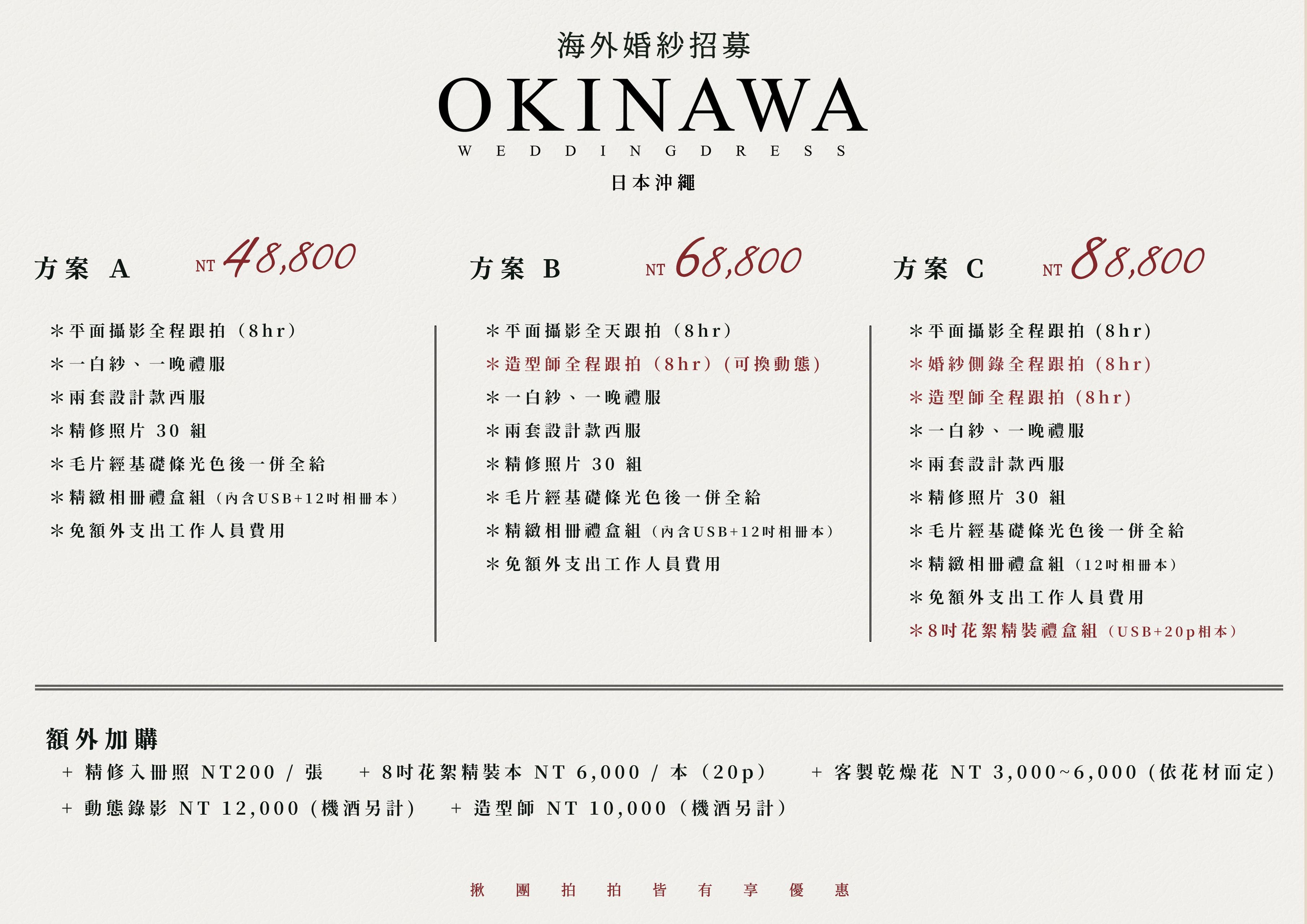 2020沖繩方案